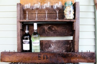 ... or a wine rack.