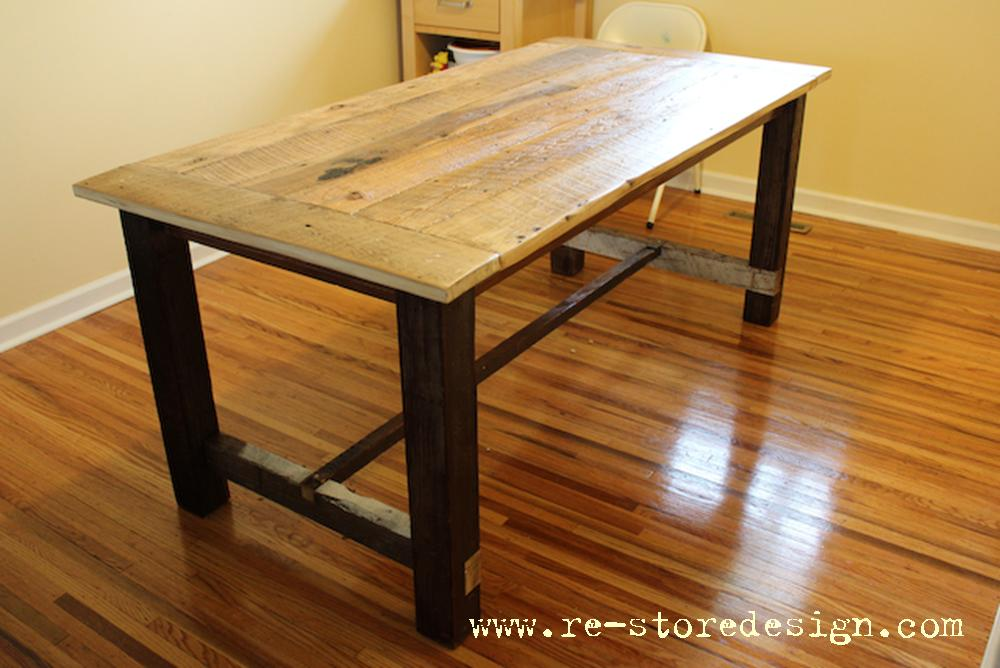 The table is 6 feet by 3 feet.