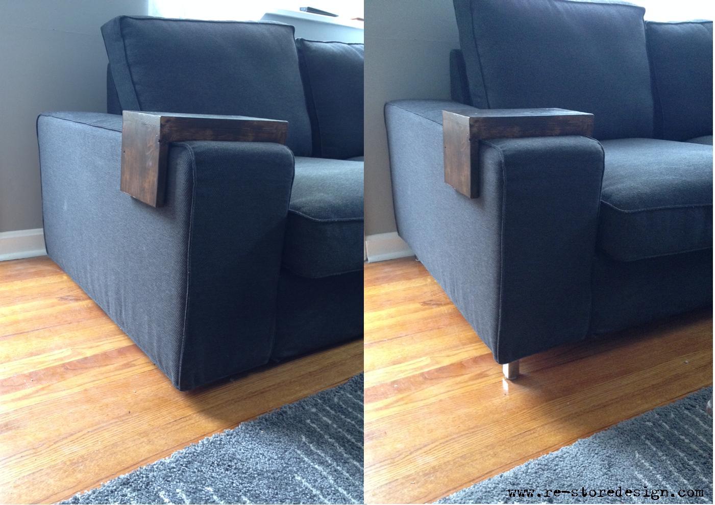 IKEA Kivik Couch Update Behind The Scenes Of KA Design