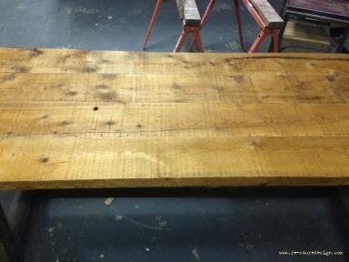 Restoration Hardware Table Top LCenter