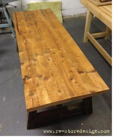 Restoration Hardware Table Top