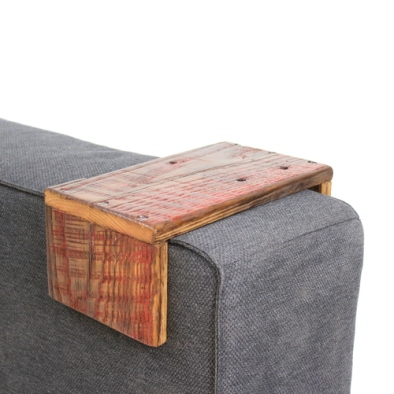 Chestnut Reclaimed Wood Armwrap