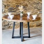 Stoll Modern Industrial Farm Table