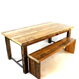 The K Street Modern Industrial Farm Table