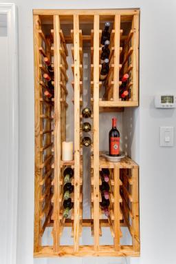 UPDATE: MAD Wine Designs, Plus Floating Shelves!
