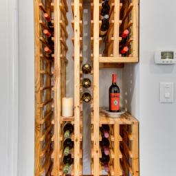 UPDATE: MAD Wine Designs, Plus Floating Shelves!